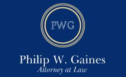 Phillip W. Gaines, Attorney at Law
